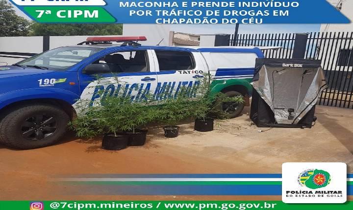 A POLÍCIA MILITAR FECHA O CERCO CONTRA A CRIMINALIDADE NA REGIÃO SUDOESTE DE GOIÁS