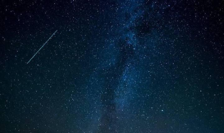 Chuva de meteoros será visível em todo o Brasil nesta madrugada