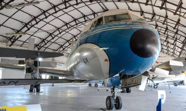Cinco museus de aviões para visitar no Brasil