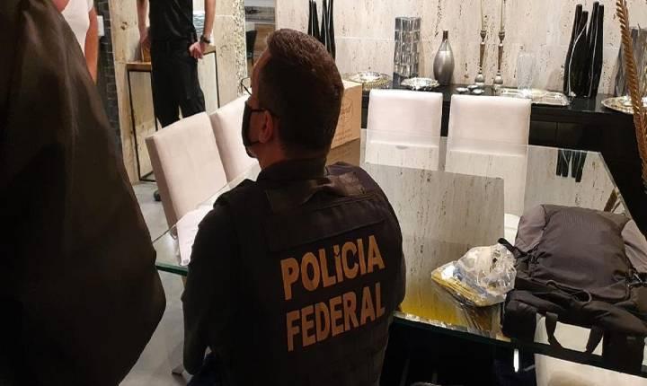 Cinco pessoas são presas em operação da PF contra tráfico de mulheres para fins de exploração sexual