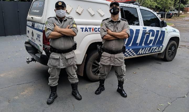 Entrevista com o Capitão Rodrigo - Polícia Militar