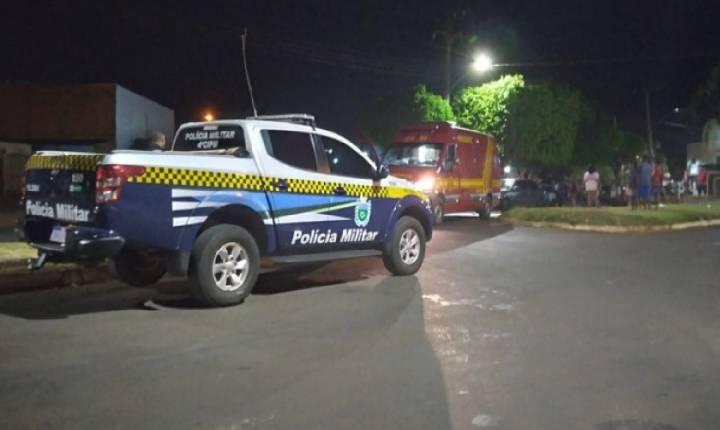Homem foi assassinado em lanchonete de Chapadão do Sul