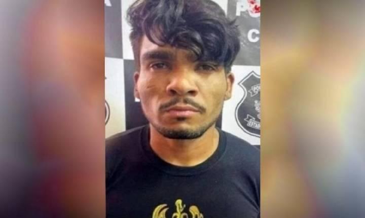 Lázaro Barbosa é preso pela polícia, afirma Ronaldo Caiado