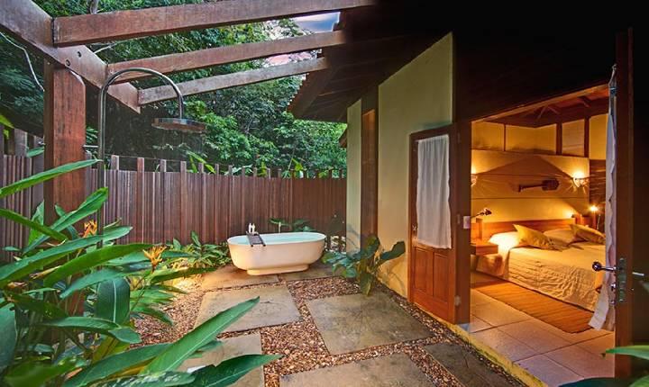 O hotel de selva Cristalino Lodge, no sul da Amazônia