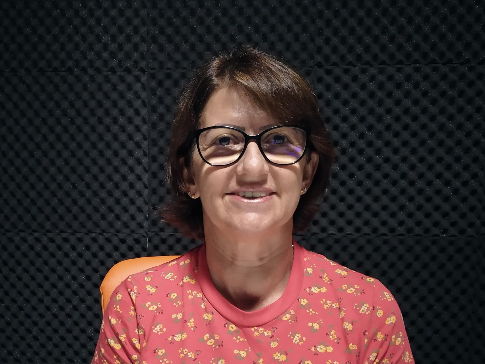 Entrevista com a Diretora do CEMEI Professora Eserci Balestrin Kanieski: Salete Gorgen