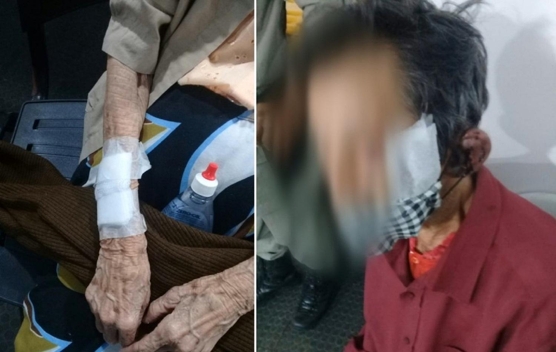Detento do semiaberto é preso suspeito de agredir casal de idosos para roubar R$ 50, em Guapó